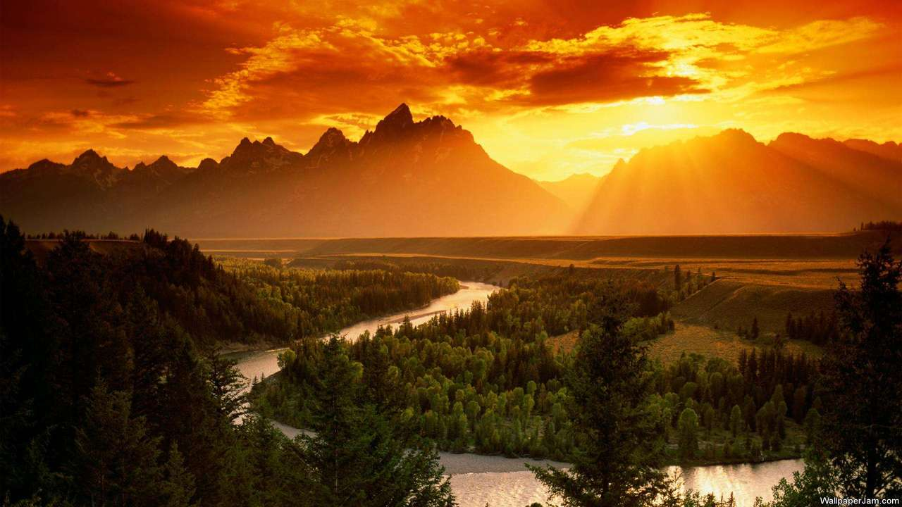 Windows 10 Spectacular Landscapes HD Screensaver full