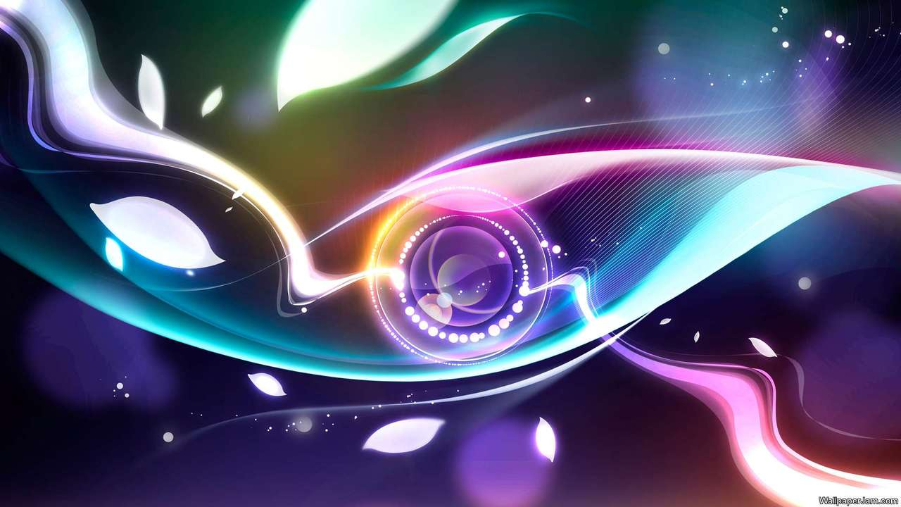 Abstract Art HD Screensaver Image 1