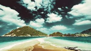 Warm Seas HD Screensaver Image 3