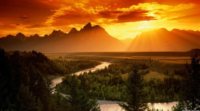 Spectacular Landscapes HD Screensaver Featured Image